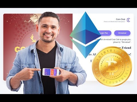 COIN CLUB - TELEFON ILE ETHEREUM VE BITCOIN QAZAN !!!