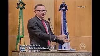 Deputados aprovam contas de 2017 de Hartung. Majeski vota contra.