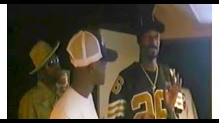 Snoop Dogg, Kurupt, Da Brat, Bishop Don Juan in Studio Gettin effed Up!i!