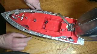 Ремонт корабликов для завоза прикормки
