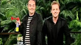 Let's Get Ready to Rhumble - Ant & Dec Tribute
