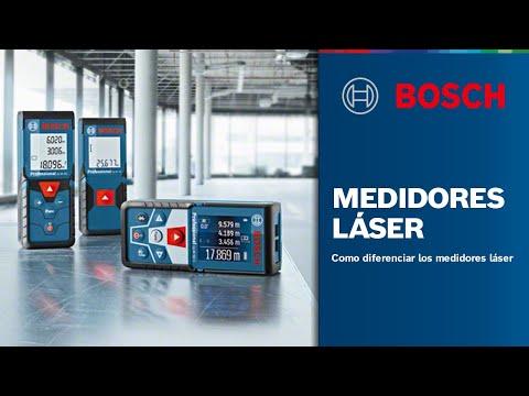 Medidores Bosch - ¡Apretó, medió! Sepa cómo diferenciar los medidores láser