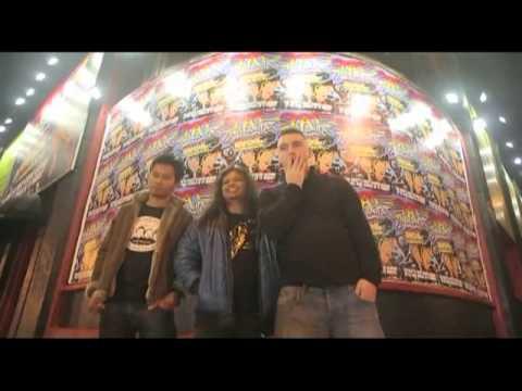 GUGUN POWER TRIO - SOLID GROUND US TOUR 2012