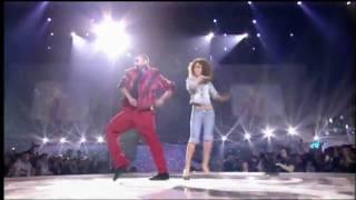 MTV CHRIS BROWN Thriller Tribute World Music Awards