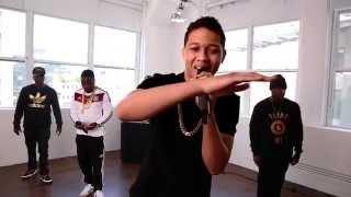 XXL Freshmen 2014 Cypher - Part 3 - Troy Ave, Jon Connor, Lil Bibby & Jarren Benton