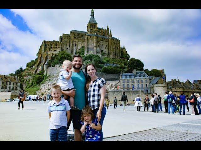 Traveling to Europe With Three Kids for A Month!!