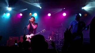 Theory of a Deadman - Hating Hollywood [Live at the O2 Acedemy, Liverpool]