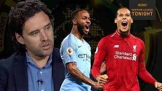 """One loss all season, Van Dijk has been astonishing!"" 