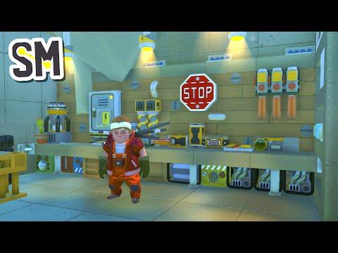 Meșterul Trex - Episodul 699 - Scrap Mechanic