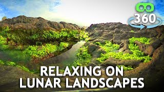 Relaxing in Lunar Landscape - Tenerife island 360º 4K #VirtualReality #360Video #VR #360 #HDRI