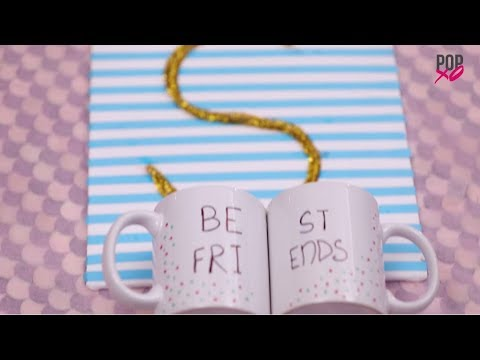 DIY Gifts For Friendship Day – POPxo