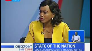 State of the Nation: The role of the judiciary in dealing with corruption