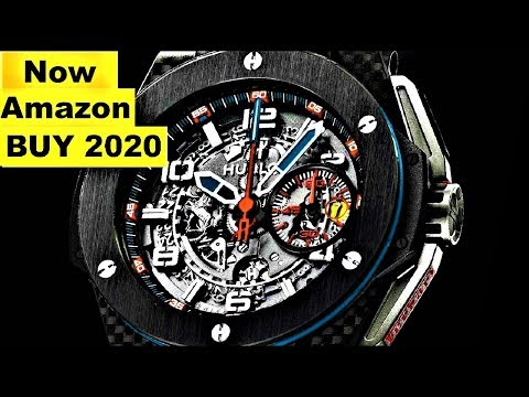 10 Best HUBLOT Watches in 2019 – Which Is The Best watch?