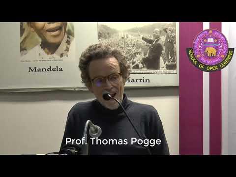 Prof Thomas Pogge