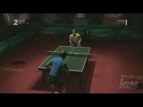 table tennis xbox 360 cheats