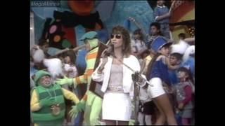 """Relembrando Kátia - """"Qualquer Jeito"""" Xou da Xuxa 1988 transmitido ao Vivo"""
