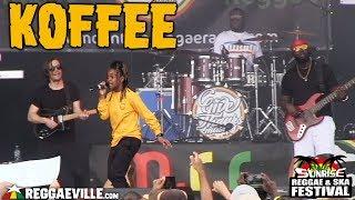 Koffee   Raggamuffin @ Sunrise Reggae & Ska Festival 2019