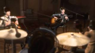 Rock Band The Beatles - Norwegian Wood (R.C.C)