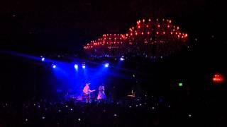 Anthony Green - Can't Be Satisfied (Live w/ Ida Maria) @ 2/9/12 El Rey Theatre Los Angeles, CA