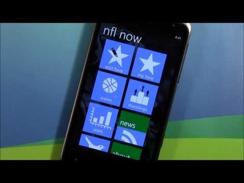 Windows Phone App Review: Sports Now