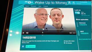 Mention on BBC Five Live Feb 2018