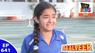 Baal Veer - बालवीर - Episode 641 - Meher Is Excited For The Competition