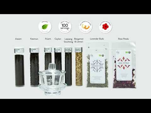 Wake up Tea Blending Kit