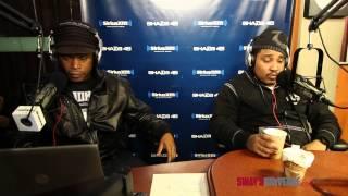 Murda Mook Talks Battling Eminem and Smack DVD Battles on Sway in the Morning