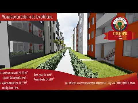 Proyecto de vivienda Coodelmar 2018