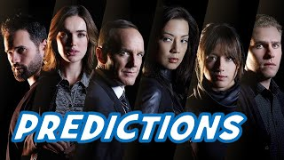 Agents Of SHIELD Series Finale: Final Predictions & Promotional Photos Breakdown (SPOILER ALERT)!!!