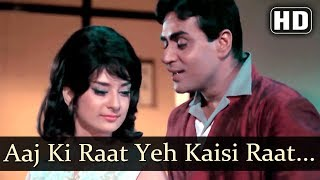 Aaj Ki Raat Ye Kaisi Raat (HD) - Aman Songs   - YouTube