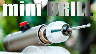 How to Make a High Speed Mini Drill