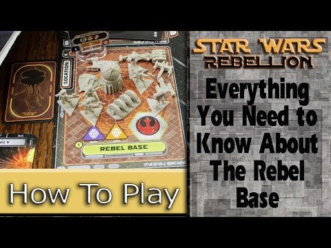 The Rebel Base: How to Play Star Wars: Rebellion Part 6