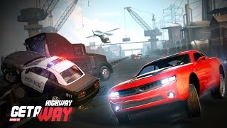 HIGHWAY GETAWAY CHASE TV iOS / Android Gameplay Video