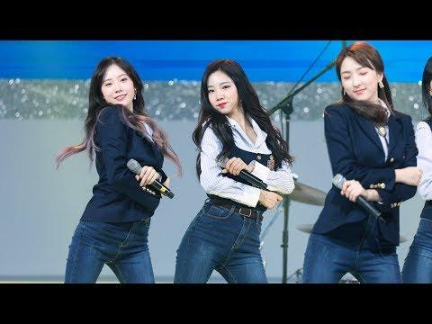 [4K] 200205 우주소녀 여름 직캠 '부기업(Boogie Up)' WJSN(YEOREUM…