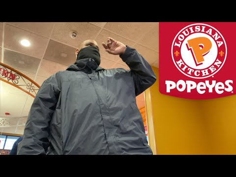 Popeyes DAYM DROPS Meal