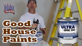ULTRA SPEC 500 REVIEW  Is Benjamin Moore Ultra Spec 500 A Good Paint?