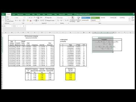 Loss Trends #1 (in Excel)   CAS Exam 5 & CAS Exam MAS-1 ...