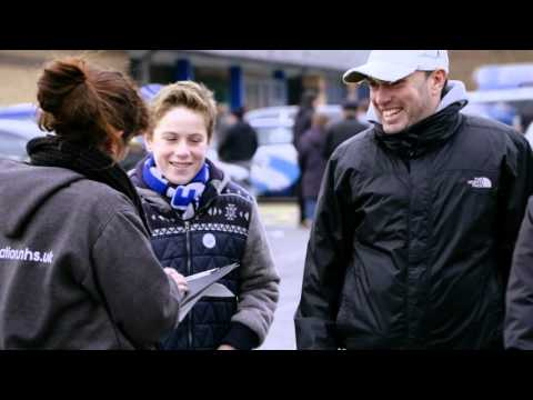 Wycombe Wanderers FC joined our #SignForLife campaign – YouTube Video