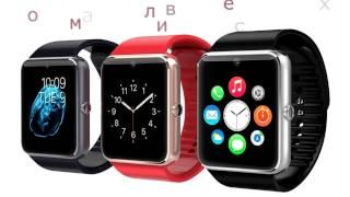 Крутые умные часы RoHs GT08 - обзор покупки на Алиэкспресс