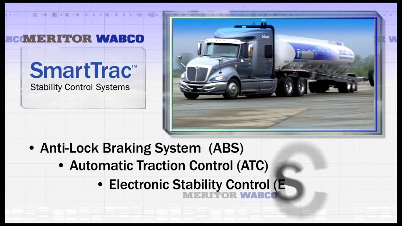 SmartTrac Stability Control