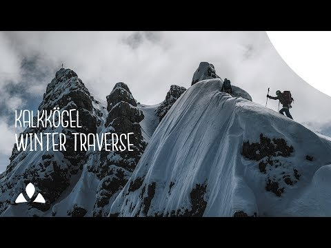 Kalkkögel Winter Traverse (4K)