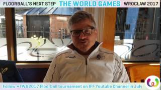 We got together with the Finnish national team coach Petteri Nykky and