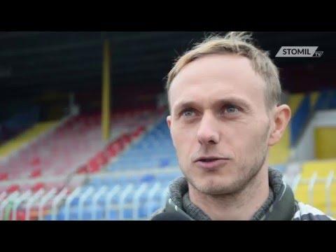 Piłkarze Stomilu Olsztyn podsumowują 2015 rok