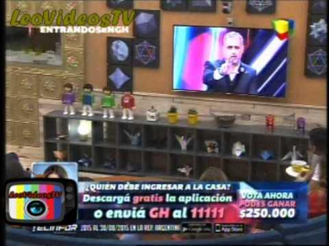 el grito que les anuncio complot GH 2015 #GH2015 #GranHermano