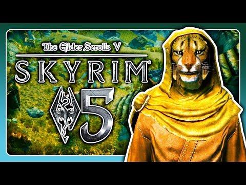 The Elder Scrolls V Skyrim Walkthrough - Der unglückliche