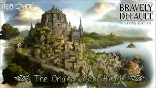 Bravely Default - Flying Fairy OST - 20 Land of Sand and a Large Clock
