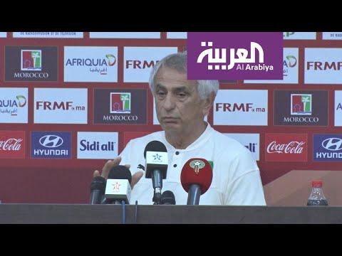 العرب اليوم - شاهد: خليلوزيتش يؤكد أن حمدالله رفض الانضمام إلى منتخب المغرب مجددًا