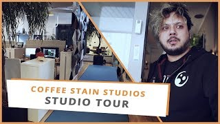 Studio Tour of Coffee Stain Studios