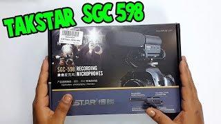 Takstar Shortgun Microphone Unboxing & Overview